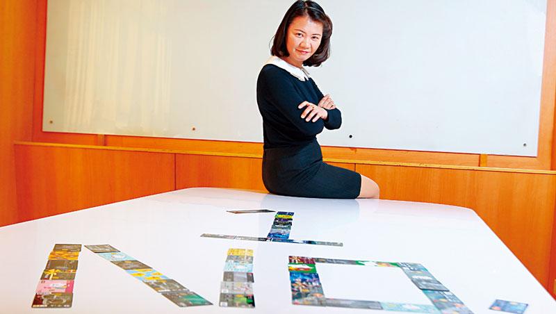 中國信託商銀信用卡推廣科行銷經理