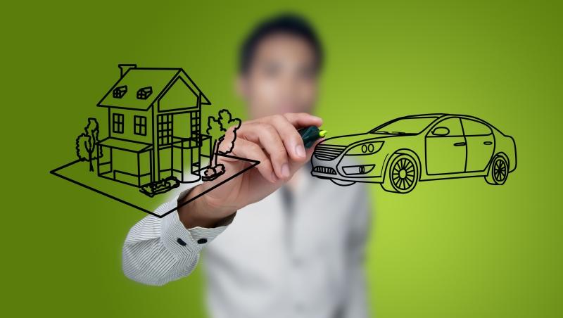 預算有限,又想同時有房有車,「北部買房+Toyota」和「南部買房+Audi」哪個好?