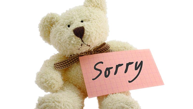 愛面子的台灣人,拉不下臉說抱歉...荷蘭爸爸這樣教3歲的倔強女兒說「對不起」