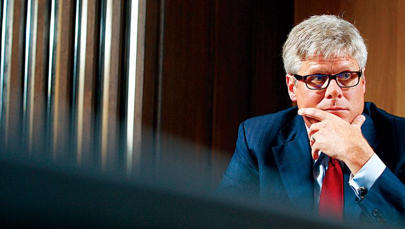 莫倫寇夫是首位非創辦人家族出身的高通CEO,曾主導最成功的驍龍系列處理器,現肩負轉型大任。