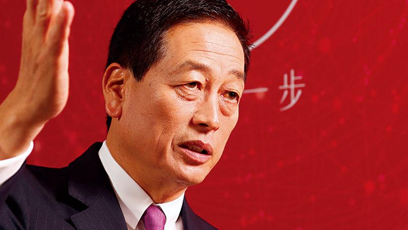 資生堂社長兼CEO 魚谷雅彥
