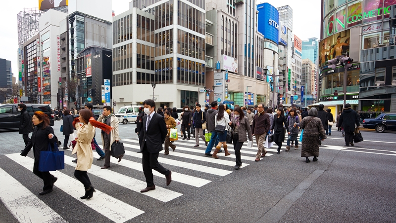 一場國際新創活動,講者只說日文...看日本企業在國際為何無法和韓國、新加坡競爭?