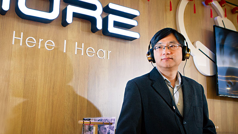 KPI不看營收與獲利,而是能否做出評價最好的耳機! 中國暢銷耳機廠:要做品牌,就要換掉代工腦袋!