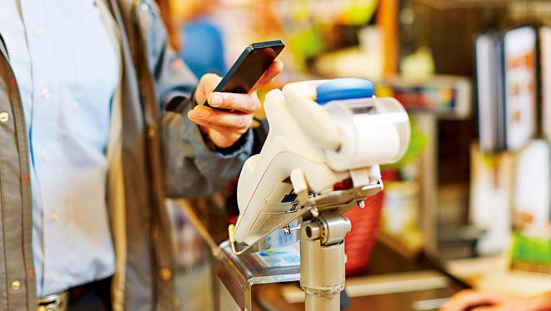 悠遊卡4 月間與以色列業者簽約,要以獨門藍芽技術搶進手機支付時代。
