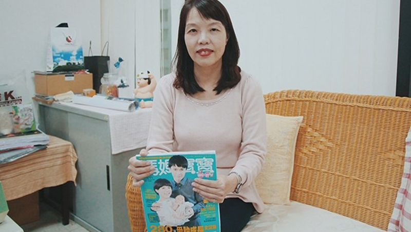 5年內從職員到總編輯!媽媽寶寶雜誌社長:職場上懂得「求救」才是負責任的態度