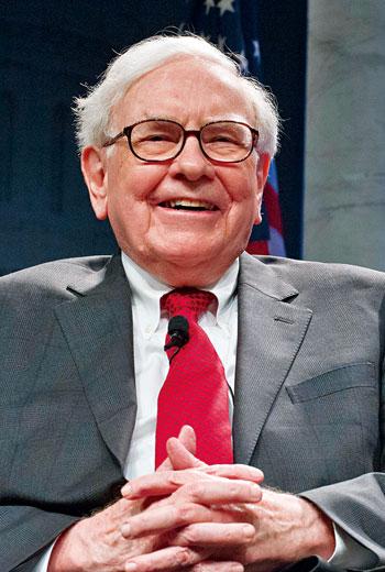 號稱「股神」的巴菲特,其實更是「特別股股神」,他買的特別股不但收利息,還能兼賺價差。