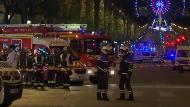 巴黎香榭大道槍手攻擊警釀1死 IS宣稱犯案