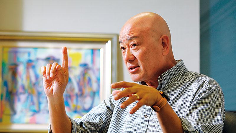 捷安特品牌創始人 羅祥安