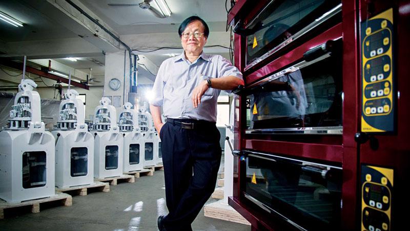 常保「晴天儲糧」警戒心的新麥總經理呂國宏,穩住中國後,打算重返印度,力拚新成長動能。
