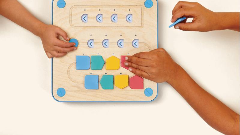 佐伯格胞姊催生 機器人教三歲童寫程式