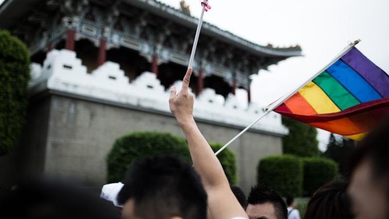 台灣成為亞洲第一個保障同婚國家!現行民法違憲,大法官:2年內應修法