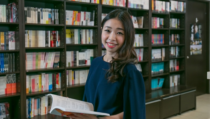 傳統產業女兒的志願 為父母勇敢築夢