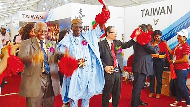 奈及利亞逼我外館改名遷館 外交部反擊 要求奈辦撤離台北
