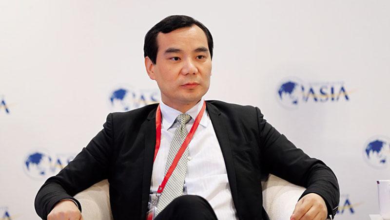 中國安邦保險集團董事長 吳小暉