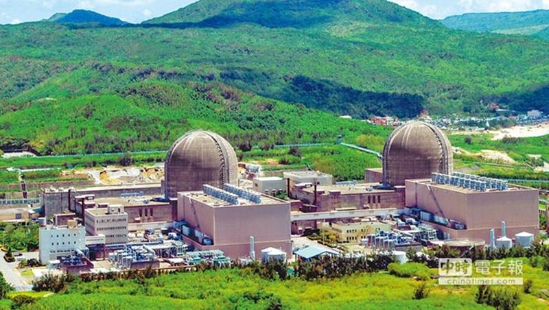 核三廠2號機重啟供電 環團批非核家園淪口號