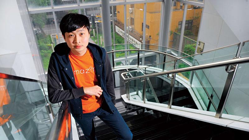 「我們在台灣常找不到銀行的決策者。他們(指銀行業者)常常覺得這件事情做成功也沒好處,失敗了又會被罵到臭頭。」Aimazing 創辦人湯逢浚說。