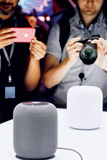 蘋果今年6 月如外界預期推出智慧音箱,定價較其他陣營高,但有多「智慧」,仍是未知數。