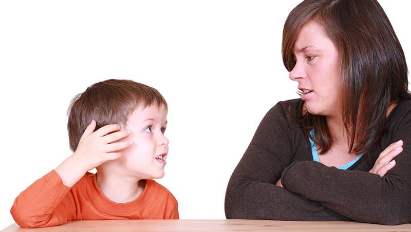 孩子會說謊,就是怕被罵...德國媽媽:無話不談,不是對孩子的要求,而是大人的修煉