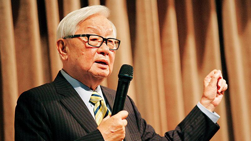 台積電股東會》100%「台資企業」到外資持股8成...張忠謀:因為台灣人對台積電沒信心