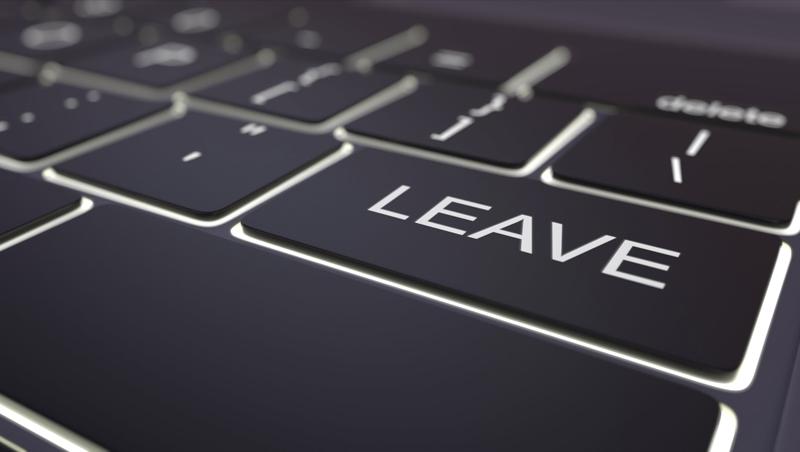 「在旁邊」beside要不要加s?leaves不只是「離開」?4組加