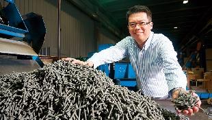 廢料減少三分之一、精準計算模具壽命,44歲螺絲廠世豐獲利創近五年新高