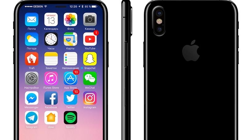 確定全螢幕支援指紋辨識!iPhone 8、iPhone7s、iPhone7s plus長這樣一次大公開