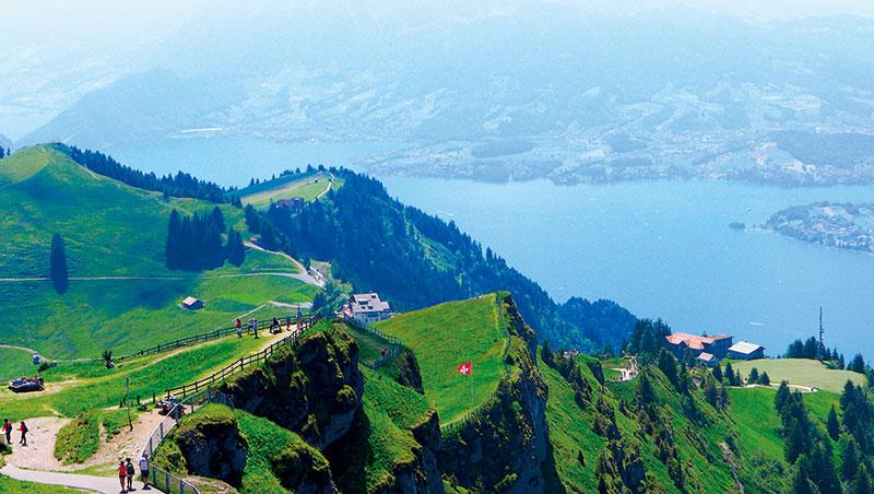 印度電影以瑞士的自然風光為其背景,是吸引印度人蜂擁前來瑞士旅遊的關鍵因素。