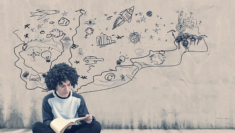 18歲的你,夢想是「考上好大學」?熱血教師黃益中:承認吧!我們害怕學生會思考