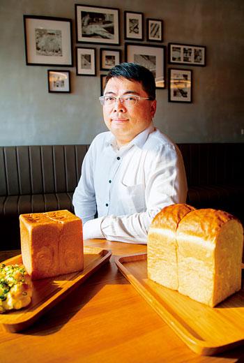 宋宗龍是奇美食品的第三代接班人,他當年接手虧損的奇美食品,開發出鮮肉包、大燒包等冷凍包子並打進統一超商通路。