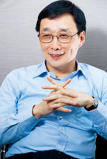國泰世華銀行董事長 郭明鑑
