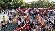 不用特地出國!森林迷宮、全台最大戲沙池...暑假溜小孩,別錯過全台10大人氣親子公園