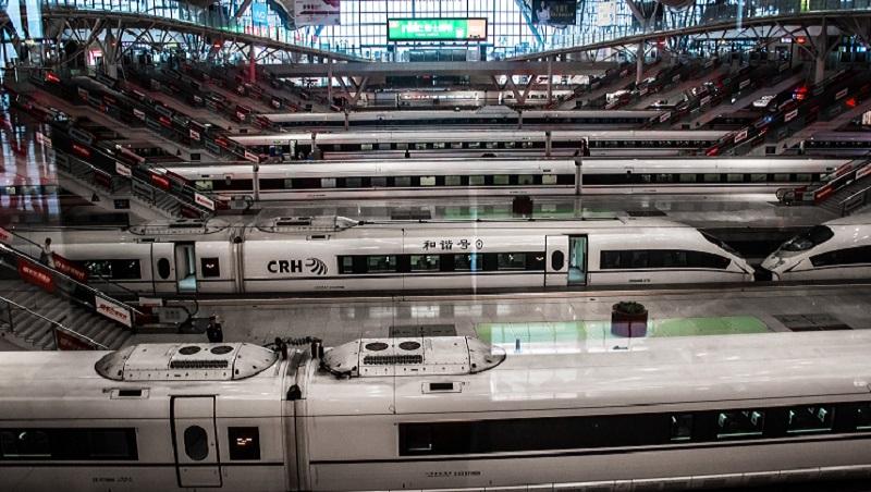 中國神話又一則!》「四縱四橫」看來偉大壯闊、但外強中乾?中國8條高鐵,真正賺錢的只有1條