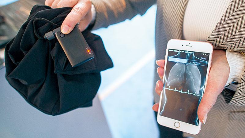 隨時監測健康數據!麻省理工學院預測,穿戴裝置不斷進化,智慧型手機可望變史上最強醫療器材。