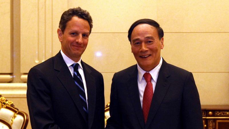 郭文貴大爆料,你不知道的王岐山》美國前財政部長:他是最有魅力、能安慰美國議員的中國人