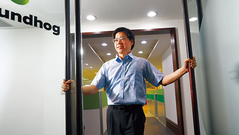 邱大剛成立的現觀科技,堪稱全球電信產業的台灣隱形冠軍,服務全球超過十億手機用戶數。