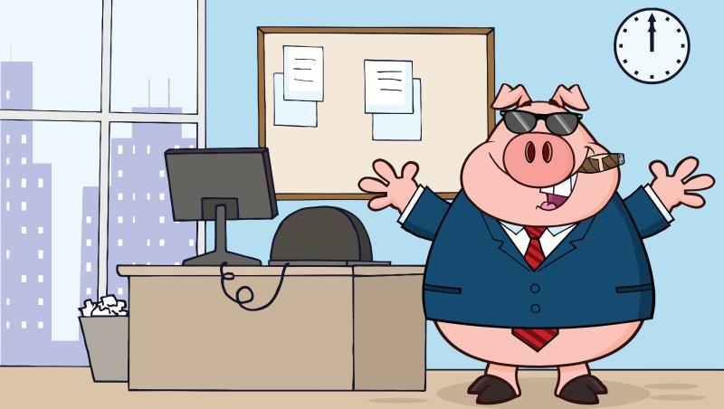 總覺得老闆傻,主管是會拍馬屁才上位?把偏見拿開,搞不好你才是傻的那一個