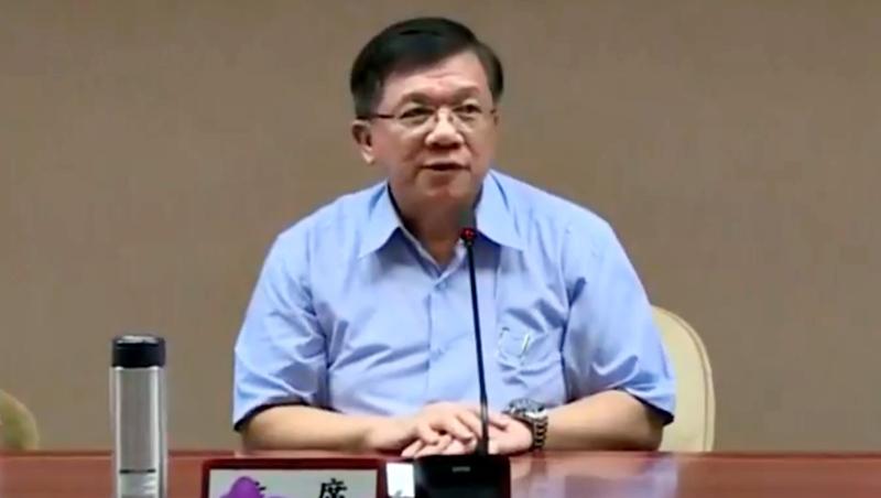 大跳電》經長李世光口頭請辭 政院發言人徐國勇證實:已獲准