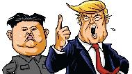 韓國人怎麼看「北韓危機」?一個在南韓工作台灣人:可怕的不是金正恩,而是川普