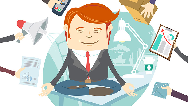 下班後做瑜伽、學英文、烹飪好充實?獵頭職場觀察:看起來很有目標,常常只是沒自信