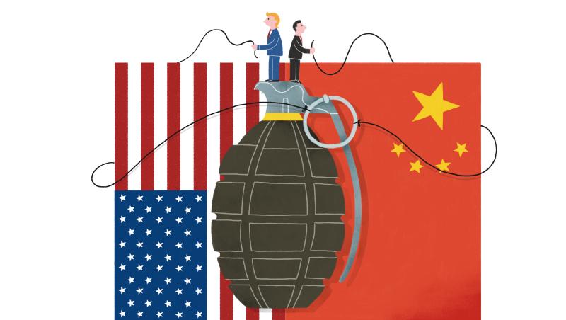 全球追蹤 亞洲崛起的兩大擋路石