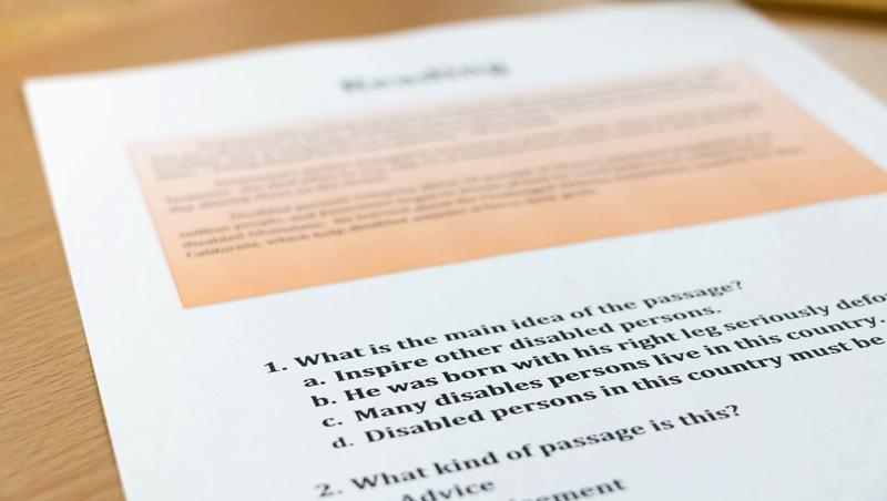 多益測驗改版》不只是單字填空,還要一次看3篇短文...整理「閱讀測驗」三大改變