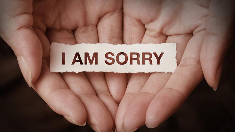 台灣人像外勞?給郝廣才的忠告:失言時,說「對不起」是最好的身教