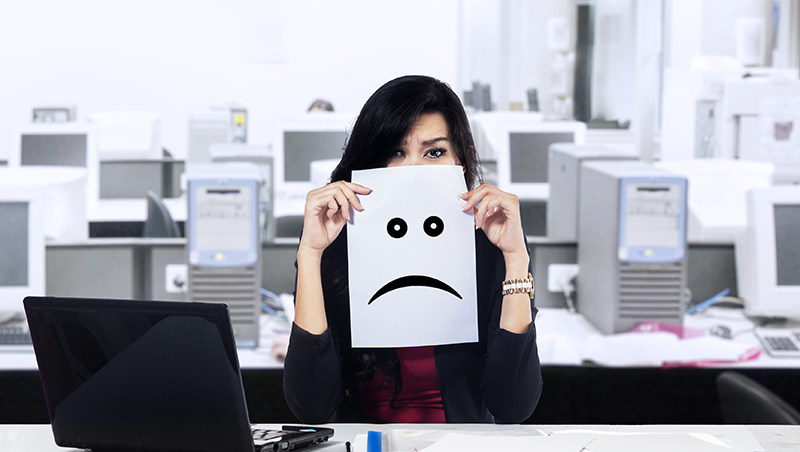 辭職同事、離婚朋友竟然都變漂亮了?當你再努力都不快樂,離開是最好的決定