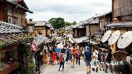 遊客暴增,京都居民悲鳴》一個旅人嘆:日本這麼大,為何台灣人只想去京都?