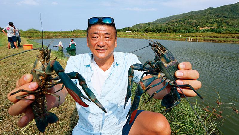 九朋生態養殖公司負責人 陳嘉夫