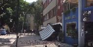 墨西哥發生規模7.1地震 近140人死
