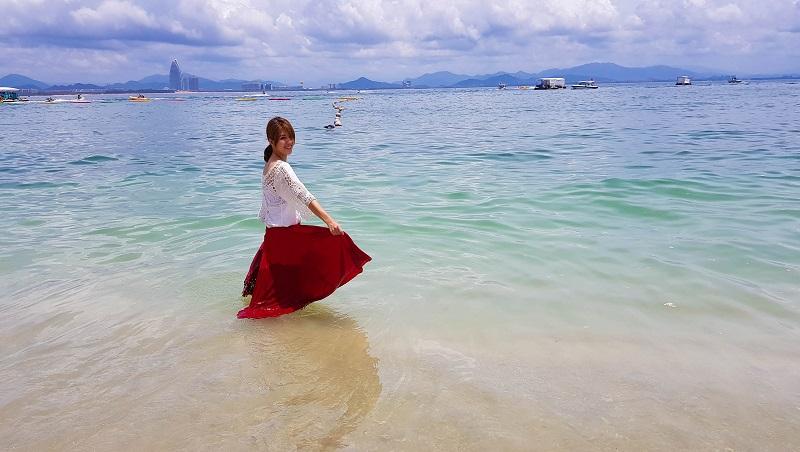 【中國。海南島】從小清新到熱情島嶼。盤點五個必去景點,一次蒐集完整版海南島。