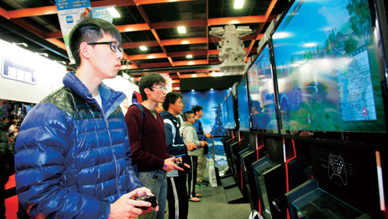 當「打電動」逐漸因電競興起擺脫汙名同時,帶給大眾歡樂的遊戲公司卻掀起資本市場的多事之秋。