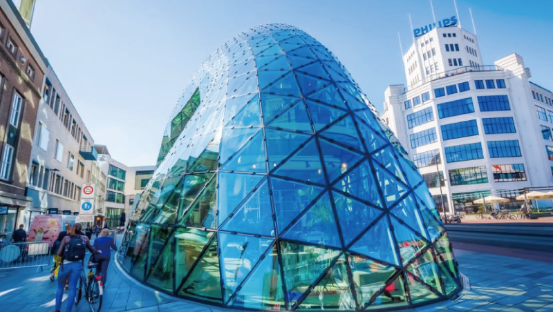 沒落工業鎮  如何變全球最聰明城市