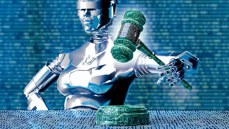 產研機構顧能預測,人工智慧能將複雜工作化為計量服務,即使法律、金融都能像水電一般付費使用。